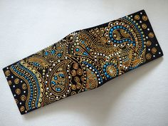 Folk Embroidery, Hamsa, Making Ideas, Jewelry Making, Dots, Paintings, Wallet, Paper, Lenses