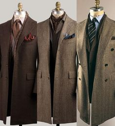 3 incredible choices. itching for overcoat season