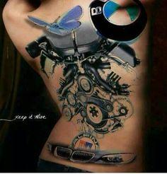Bmw Logo Tattoo Miami Tattoo Shop Pinterest Tattoos Miami