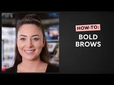 How To Get Bold Brows I MECCA Beauty Junkie - YouTube