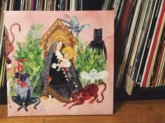 2: Father John Misty - I Love You Honeybear  I Love You Honeybear is an album about love; It's also an album about how lame it is to make an album about love. Josh Tillman uses extravagant songwriting and instrumentation paired with idiosyncratic lyrics to deliver a gorgeous passionate depressing bizarre and ultimately touching glimpse into his fascinating mind. There is always a new tidbit to discover every time I spin this record.  Favorite Tracks: I Love You Honeybear Chateau Lobby #4 (In…