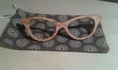 Our Cateye in olive burl wood