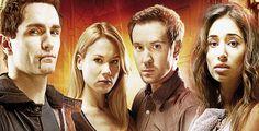 """Pointer verlost bis zum 8. Februar """"Black Box"""", """"Crossbones"""" und """"Being Human - Staffel 3"""" auf DVD und Blu-ray."""