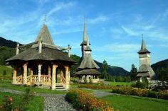 .Satu Mare, Romania: Monastero di Barsana (Maramures, romania,satu-mare - Pesquisa do Google