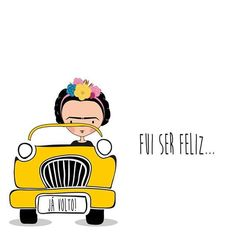 Frida Kahlo (Fridoka)  Começou o final de semana com feriado na segunda... Viva La Vida!!! I be happy... Yo sería feliz... #fridakahlo #fridoka #frida #fridasp #casaazul #vivalafrida #thetwofridas #coyoacan #illustration #illustrator #the100dayproject #mngds1 #myart #painting #artist #designdemoda #design