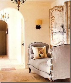 Dreamy French daybed