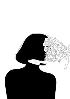 Hi, i'm Anna! I'm an Illustrator based in Germany and i hope you enjoy my simple black and white illustrations. Business contact via Mail. Art Sketches, Art Drawings, Illustrations, Illustration Art, Arte Disney, Architecture Tattoo, Black And White Illustration, Aesthetic Gif, Monochrom