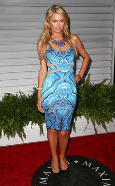 Paris Hilton Paris Hilton attends Maxim Hot 100 Event at the Pacific Design Center on June 10, 2014 in West Hollywood, California.