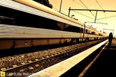 West Footscray Train Station #CaptureTheCover entry - by Carey in Melbourne's South Western Region. Click to enter your photos!