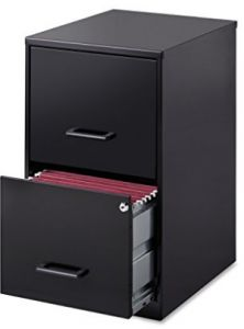 Lorell 14341 18 Deep 2-Drawer File Cabinet Buy Office, Small Office, 2 Drawer File Cabinet, Letter Size, Design Files, Drawers, Cabinets, Deep, Storage Ideas
