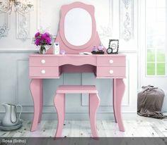 Papel de parede em tons bege, cinza e rosa - Dream 19