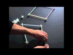 Video Tutorials – JIX Basic building block: the Rhombohedron Organic Form, Basic Shapes, Video Tutorials, 3d Design, Simple, Building, Crafts, Manualidades, Buildings