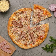 Wiejska Hawaiian Pizza, Food, Pizza, Meals