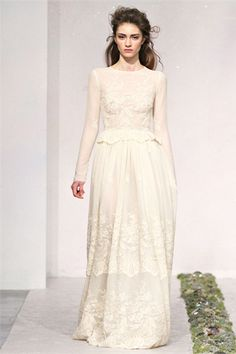 Luisa Beccaria - Collections Fall Winter 2012-13 - Shows - Vogue.it