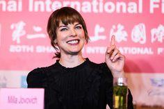 Milla Jovovich - 20th Shanghai International Film Festival on June 25