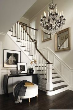 design dilemma - decorating a two story entry foyer - Our Fifth House
