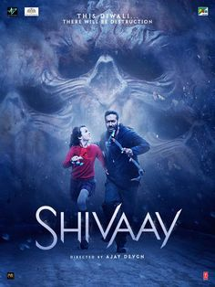 Shivaay movie First day box office collection report 2016