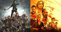 The Walking Dead Crossover Happening in Season 8? -- Could Fear the Walking Dead be crossing over with The Walking Dead in season 8 of AMC's hit zombie show? -- http://tvweb.com/walking-dead-crossover-season-8/