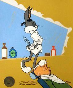Looney Tunes Bugs Bunny === De Agostini === Marc Antony /& Pussyfoot   N