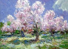 Carlos Giner - Spanish impressionist Impressionist Artists, Flora And Fauna, Spanish, Portuguese, Painting, Design, Impressionism, Abstract, Paintings