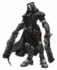 Reaper official art