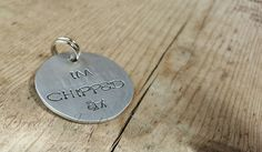 Pet ID tag, Im Chipp