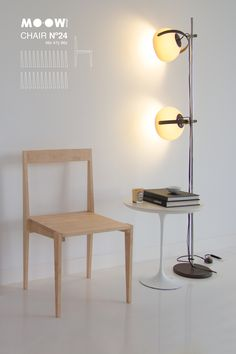 portuguese architects ângela frias and gonçalo dias and their furniture brand, mo-ow, have constructed 'chair using a collection of identical pieces. Chair Design Wooden, Wood Design, Furniture Design, Small Office Chair, Office Chairs, Chair Repair, Balcony Table And Chairs, Interior Decorating, Interior Design