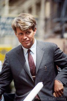 """Robert F. """"Bobby"""" Kennedy (November 20, 1935 - June 6, 1968). #RFK"""