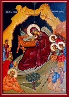 Nativity icon Χρονια Πολλα, Καλα και Ευλογημενα σ ολα τα μελη του TGIG!!! Wishing you all a very Merry Christmas and a Prosperous & Happy New Year!