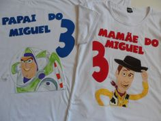 Camiseta Toy Story -Wood -Buzz