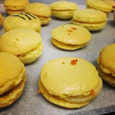 ͽ Bellissima ͼ: Macarons #2 Macarons, Cookies, Desserts, Food, Crack Crackers, Tailgate Desserts, Deserts, Biscuits, Essen