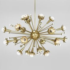 Jonathan Adler Sputnik Suspension Lamp