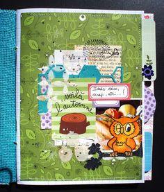 mini automne by Cricri04 Scrapbooking, Kids Rugs, Mini, Blog, Album, Decor, Fall Season, Dekoration, Decoration