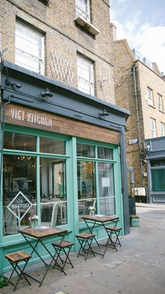 Vietnamese restaurant London: THE LITTLE VIET KITCHEN, in Islington