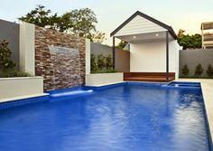 Concrete inground pools | Pool spas | Adelaide pool builder | Design | Installation