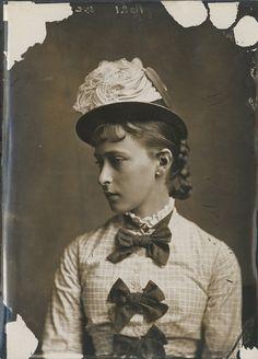 Alexander Bassano (1829-1913) - Princess Elizabeth of Hesse (1864-1918) [Alexander Bassano Collection]