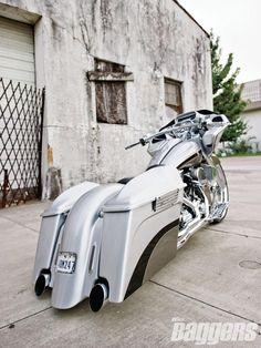Bagger Concepts | 2009 Harley Davidson CVO Road Glide | Baggers