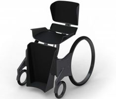 Electric 'Urban Wheelchair' moves on hubless wheels. >>> See it. Believe it. Do it. Watch thousands of spinal cord injury videos at SPINALpedia.com