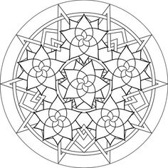 Printable patterns for coloring -Great Coloring Pages for older teens or adults. Description from pinterest.com. I searched for this on bing.com/images                                                                                                                                                                                 More