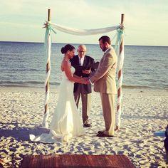 It was perfect. #casaybelresort #bbwedding #wedding - @weddingtidbits- #webstagram