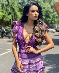 Nia Sharma Bombards Internet With Her Hotness As She Appears For Promotion of Jamai - HungryBoo Indian Tv Actress, Bollywood Actress Hot Photos, Pink Swimsuit, Muslim Women, Priyanka Chopra, Beautiful Models, Hottest Photos, Indian Beauty, My Wardrobe