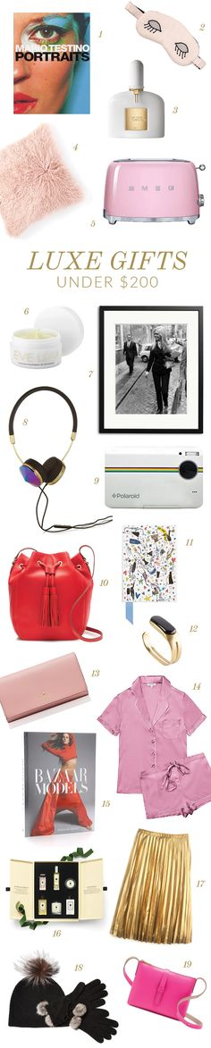 Luxe-looking gifts that are TOTALLY budget-friendly
