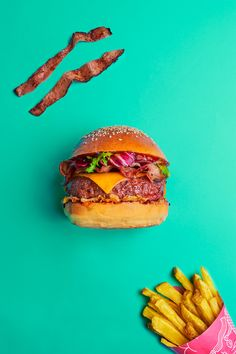 Editorial campaign for Kawai Poké Bar Kitchen Recipes, Diet Recipes, Fat Burger, Amazing Food Photography, Panini Sandwiches, Food Advertising, Health Dinner, Food Wallpaper, Food Design