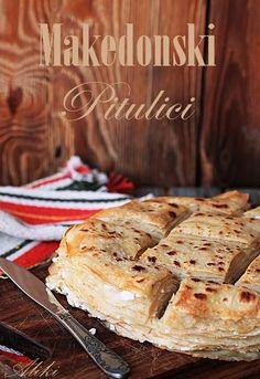 Ovo je tradicionalna makedonska pita. Ako ne znate da razvlačite kore a ne želite da koristite kupovne, ovaj način da se napravi...