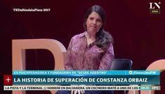 #La historia de la psicopedagoga con parálisis cerebral que emocionó a todos en una charla TED - LA NACION (Argentina): LA NACION…