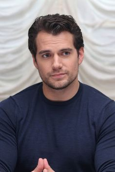 Henry Cavill News: New Portraits From The Man From U.N.C.L.E. Press Conference