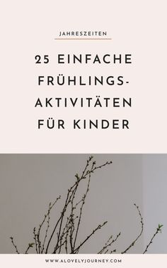 25 simply beautiful spring activities for children - Discover the seasons with simply beautiful spring activities. Simple game ideas for kindergarten and school children. Spring Activities, Family Activities, Toddler Activities, Outdoor Fun For Kids, Kids Corner, Kindergarten, Simply Beautiful, About Me Blog, Game Ideas