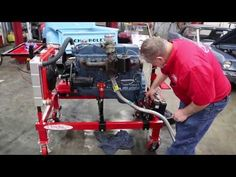 705df4208d02cee28824eee114330758 motors engine engine test stand projects to try pinterest engine, homemade HEI Distributor Wiring Diagram at bakdesigns.co