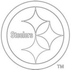 Free Coloring Pages: Pittsburgh Steelers Coloring Pages | Football ...