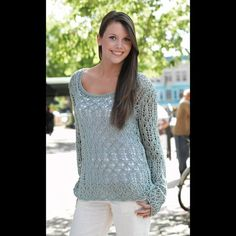 Valley Yarns 272 Highland Lake Lace Pullover - ()